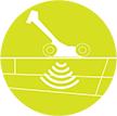 symbole de détection de réseaux